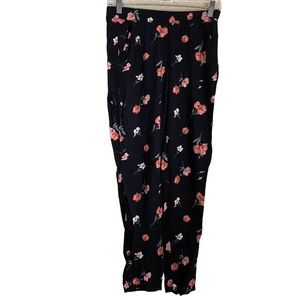 3/$20 Divided H&M floral printed pants
